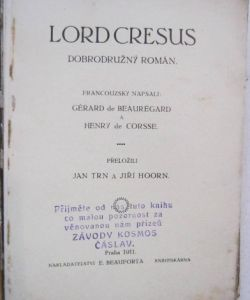 Lord Cresus